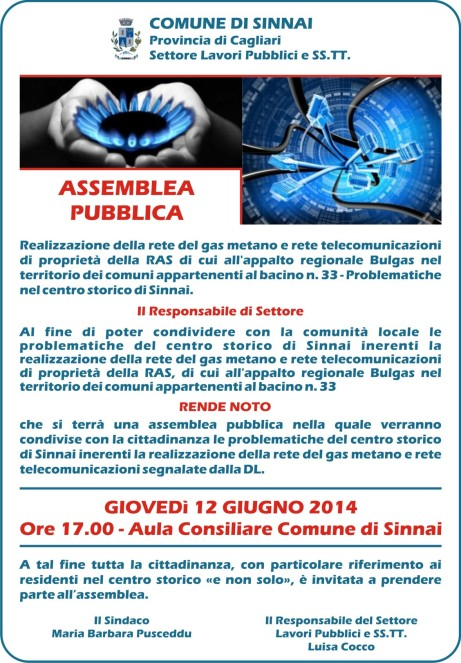 assemblea_gas_telecomunicaz_12_giugno_2014