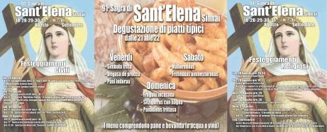 Sant'Elena Locandina