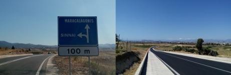 Strada provinciale mara selargius 09.08.14
