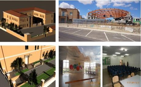 collage scuola