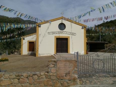 San Bartolomeo ridimenzionata
