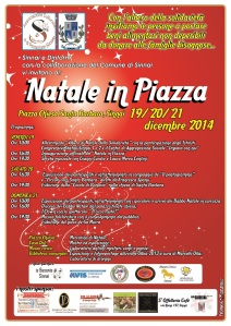 Natale in Piazza 2014