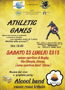 Athleticgames